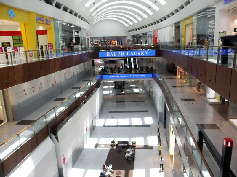 Photo Dubai Mall Pictures stores