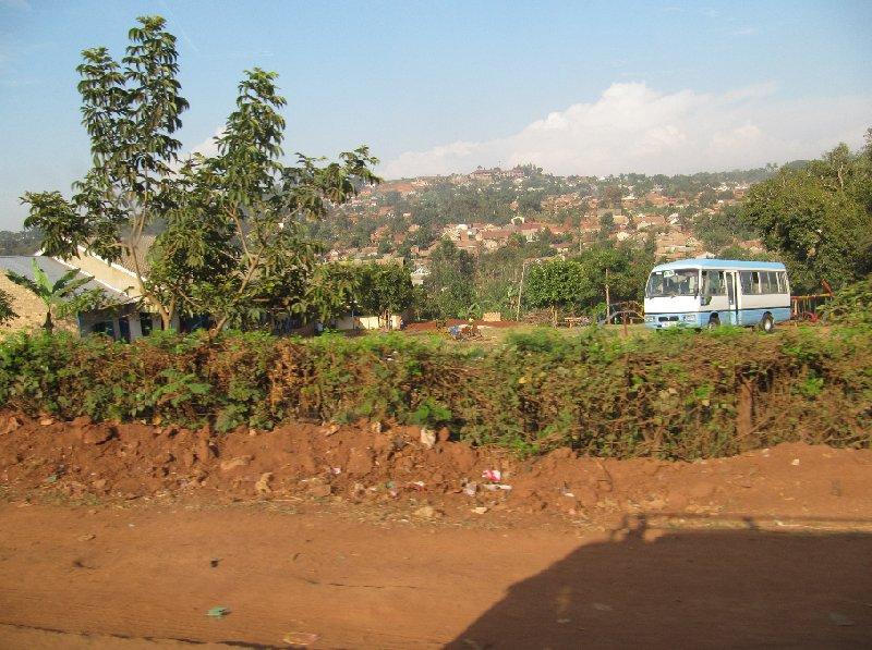Kampala Uganda Vacation Photo