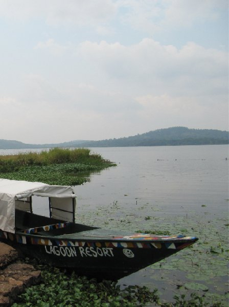 Photo Lagoon Resort Kampala theire