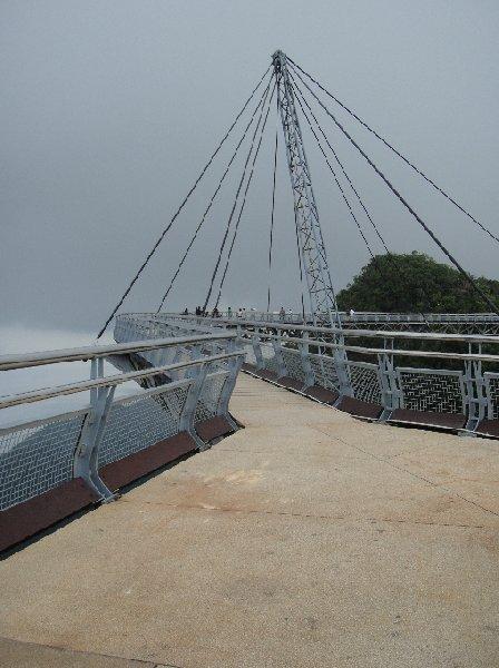 Lankawi Sky Bridge Malaysia Langkawi Blog Picture