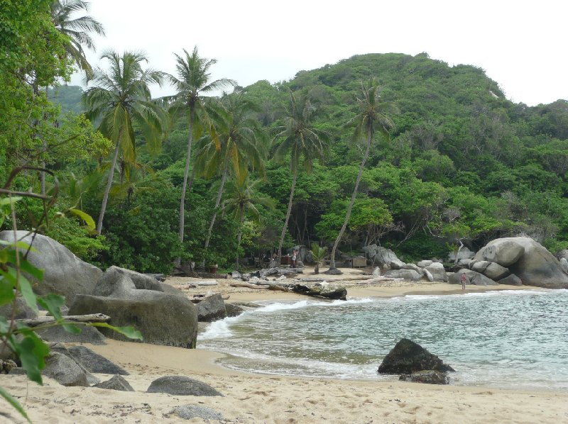 Beach Hotel Colombia Tayrona Holiday Experience
