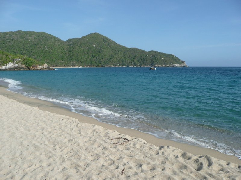 Beach Hotel Colombia Tayrona Trip Review