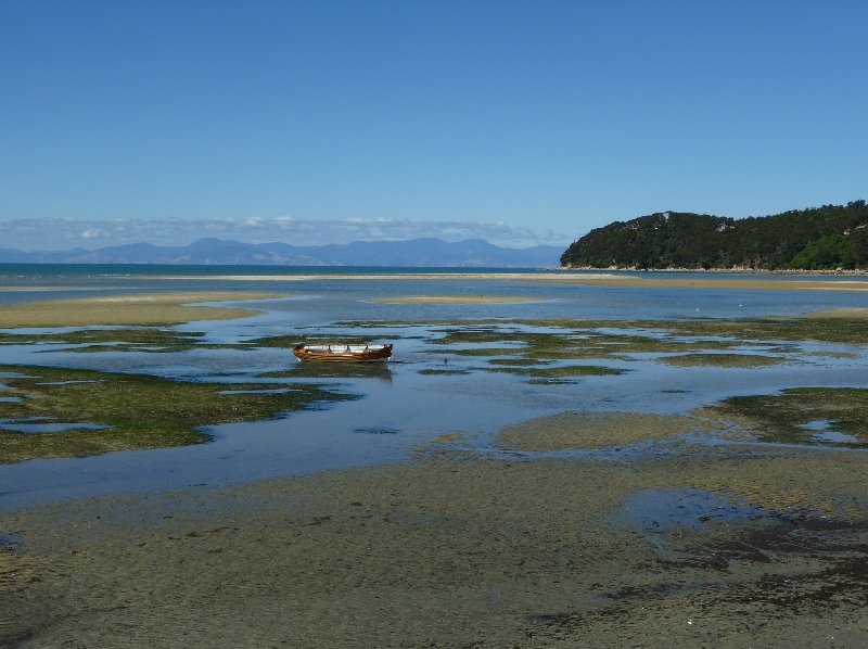Abel Tasman tours New Zealand Collingwood Vacation Diary