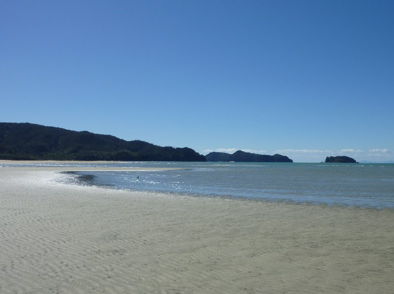 Abel Tasman tours New Zealand Collingwood Picture