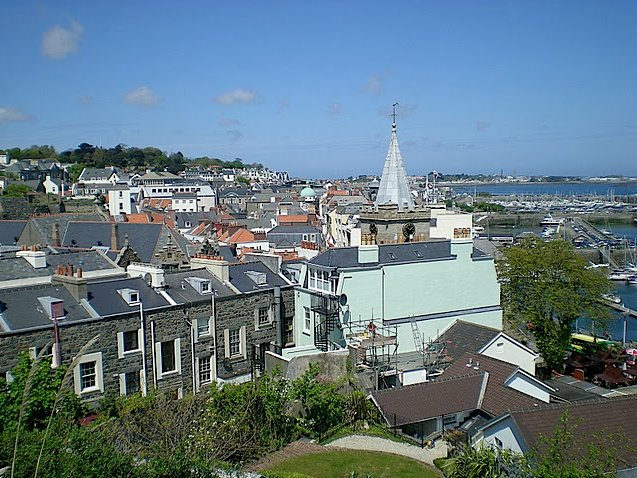 St Peter Port Hotel Guerney Guernsey Vacation Experience