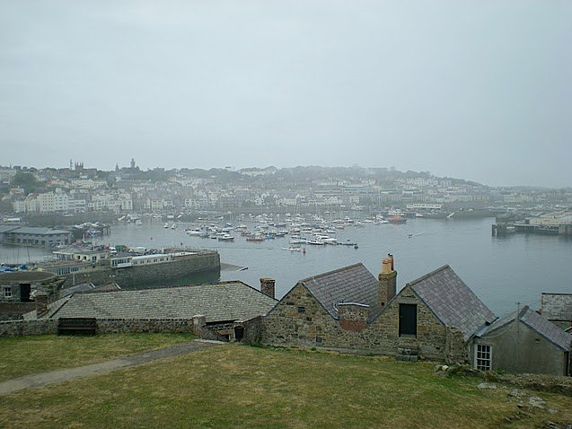 St Peter Port Guernsey Travel Diary