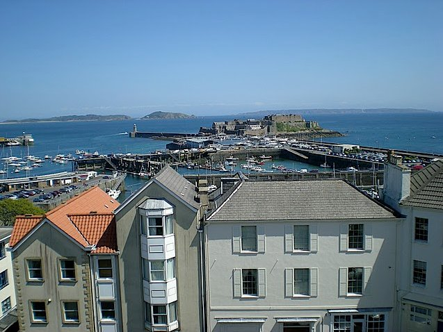 St Peter Port Guernsey Story Sharing