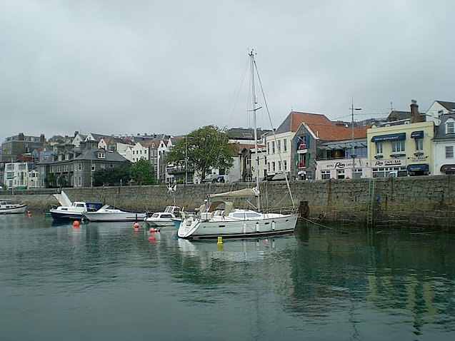 St Peter Port Guernsey