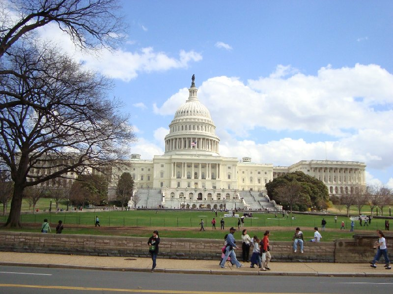 Washington tour United States Diary Sharing