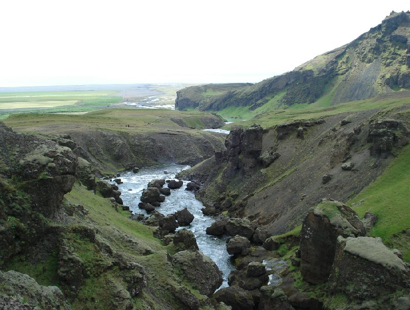 Day Trip Iceland Skogafoss Blog Picture