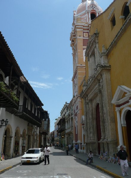 Cartagena Colombia Vacation Diary