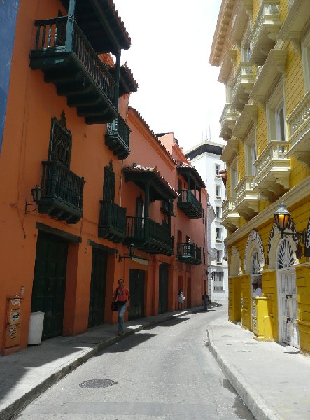 Cartagena Colombia Picture