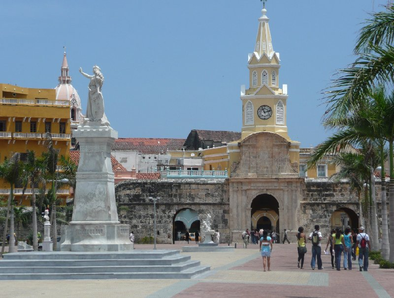 Cartagena Tour Colombia Trip Adventure