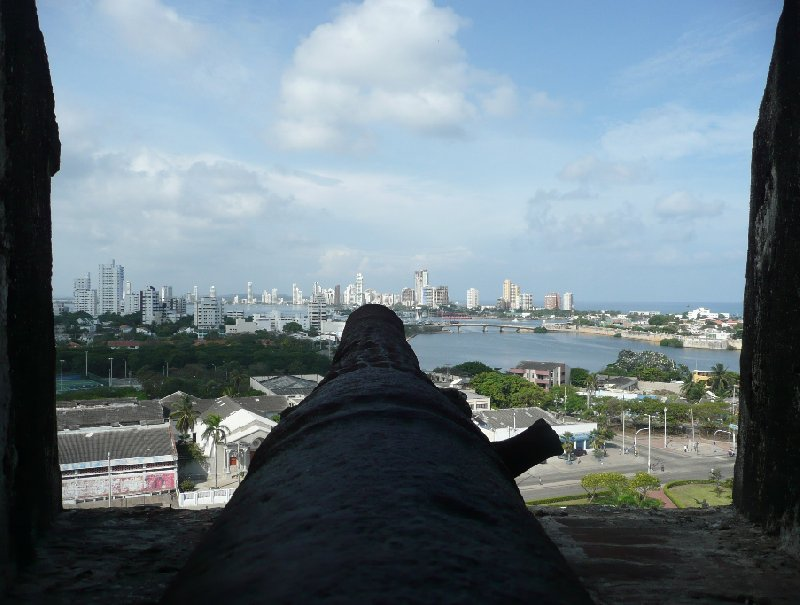 Cartagena Colombia Diary Photo