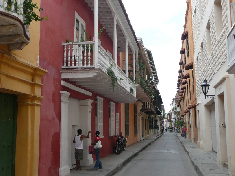 Cartagena Colombia Vacation Experience