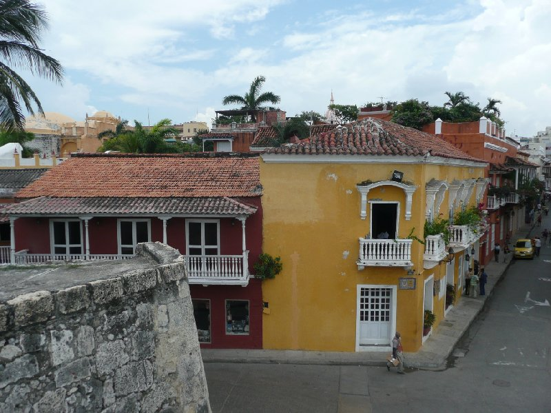Cartagena Colombia Information
