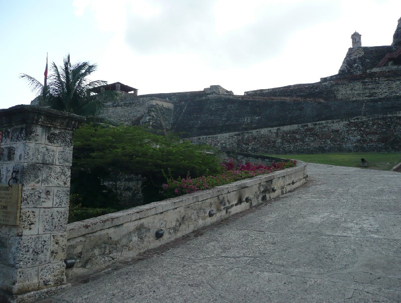 Photo Cartagena Tour fortress