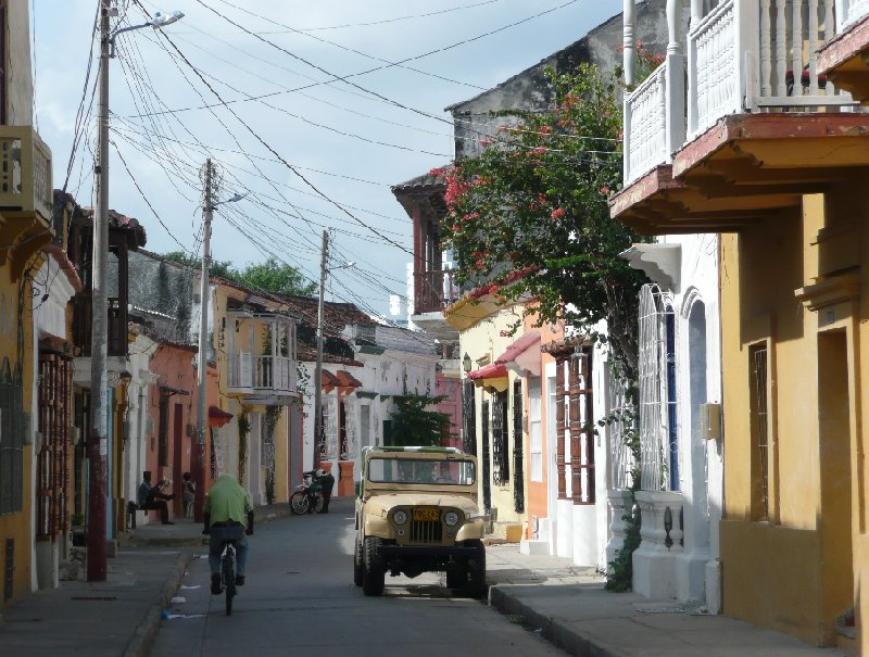 Cartagena Tour Colombia Diary Photos