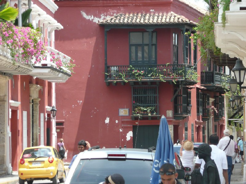 Cartagena Colombia Travel Adventure