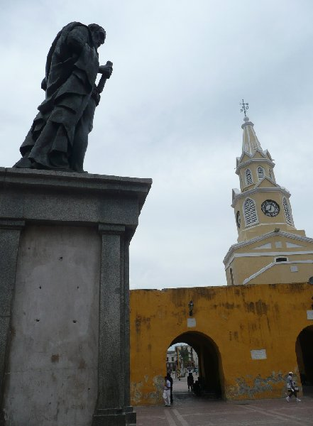 Photo Cartagena Tour groups