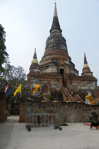 Ayutthaya Thailand Travel Sharing