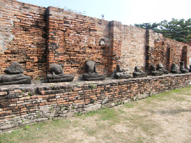 Photo Ayutthaya tour Thailand ancient