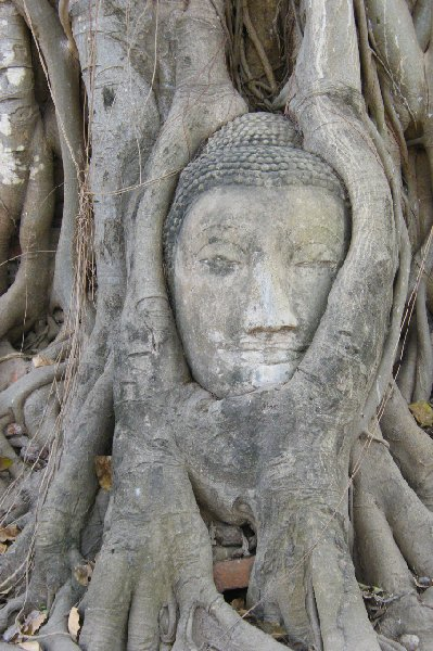 Ayutthaya Thailand Travel Album
