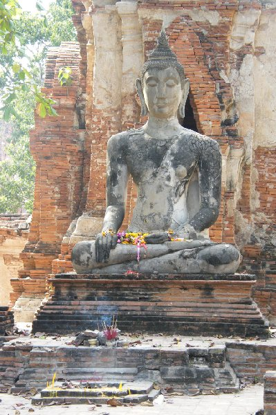 Ayutthaya Thailand Blog Photo