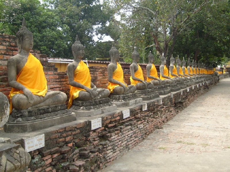 Photo Ayutthaya tour Thailand pictures