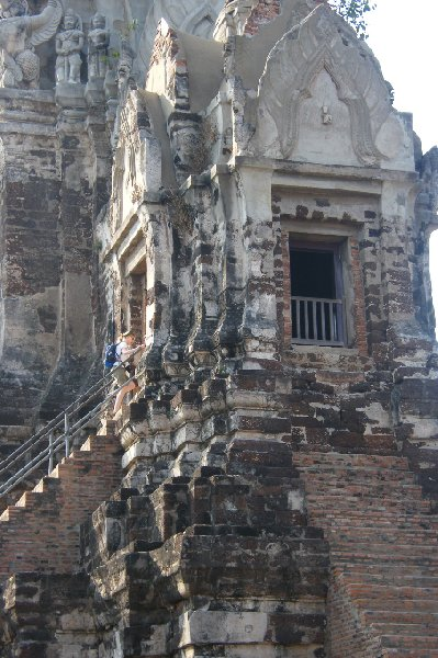 Photo Ayutthaya tour Thailand decided