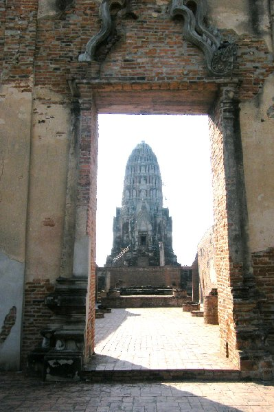 Photo Ayutthaya tour Thailand actually