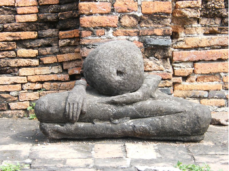 Ayutthaya tour Thailand Blog Sharing