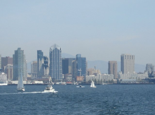 San Diego Bay Area United States Vacation Tips