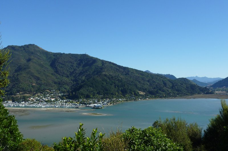 Photo Tour Picton New Zealand Marlborough