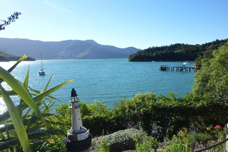 Photo Tour Picton New Zealand famous