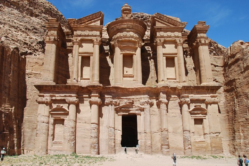 Photo Petra and Wadi Rum tours visitoris