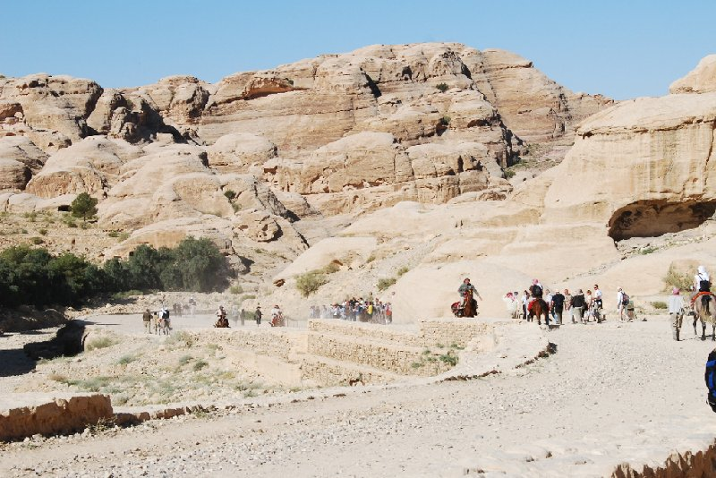 Photo Petra and Wadi Rum tours something