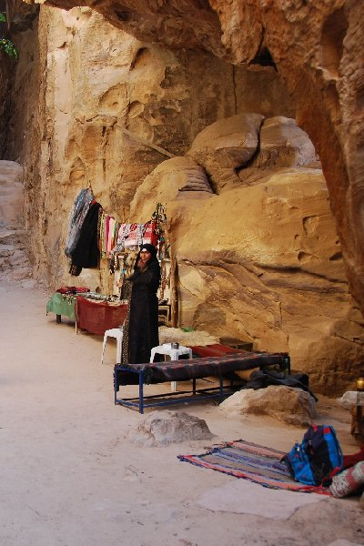 Photo Petra and Wadi Rum tours people