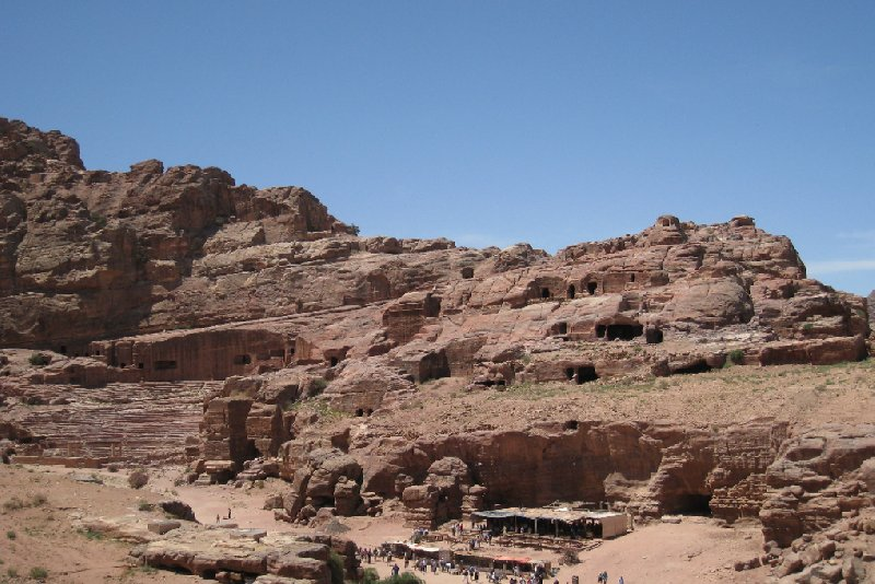 Petra and Wadi Rum tours Jordan Travel Pictures