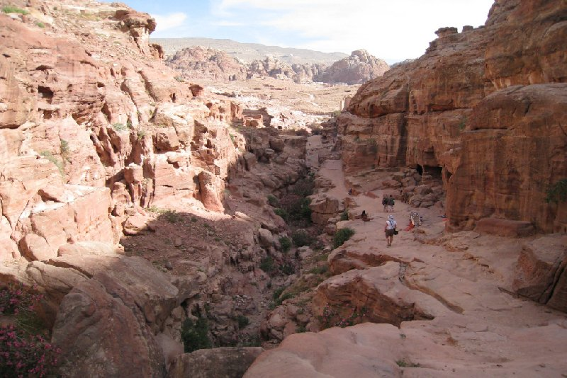 Petra and Wadi Rum tours Jordan Trip Vacation
