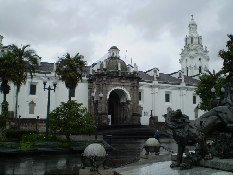 Quito Ecuador Vacation Diary