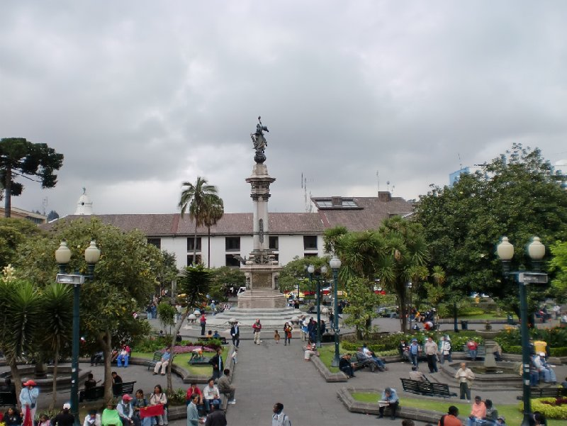 Quito Ecuador Travel Photographs