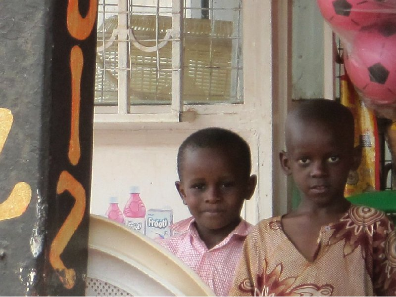 Children of Uganda Hoima Diary Photos