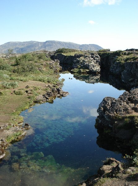 Iceland adventure travel in Thingvellir Blog Experience