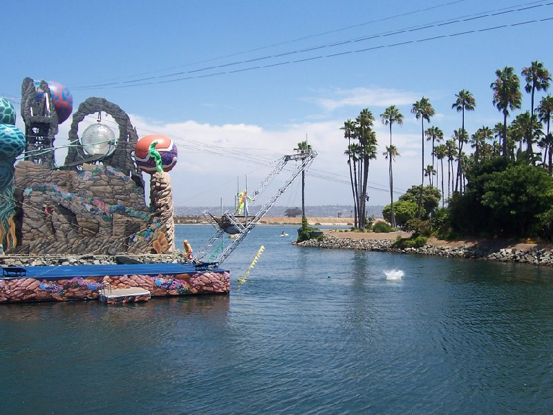 San Diego Bay Area United States Vacation Guide