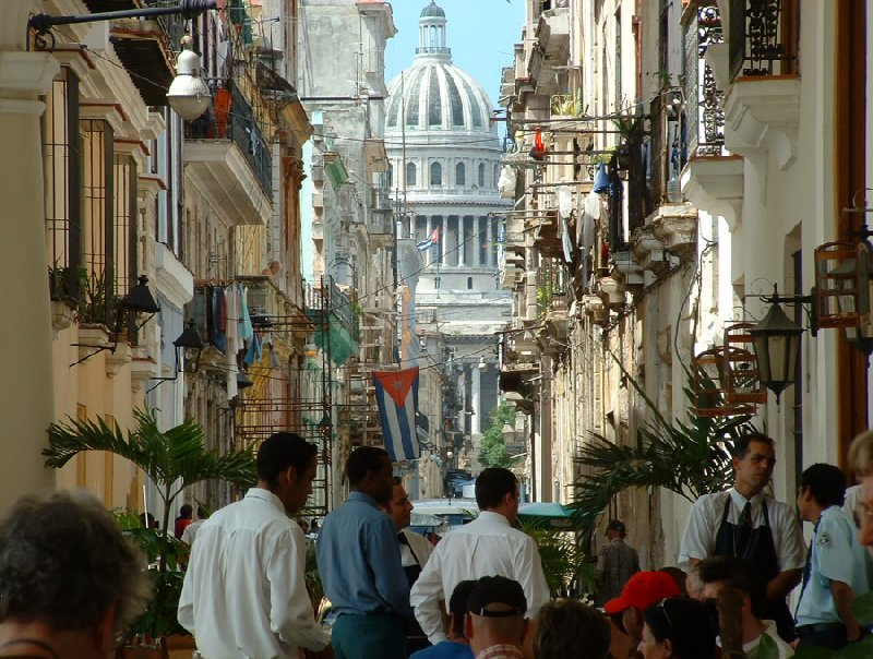 Hotel Ambos Mundos Havana Cuba Travel Guide