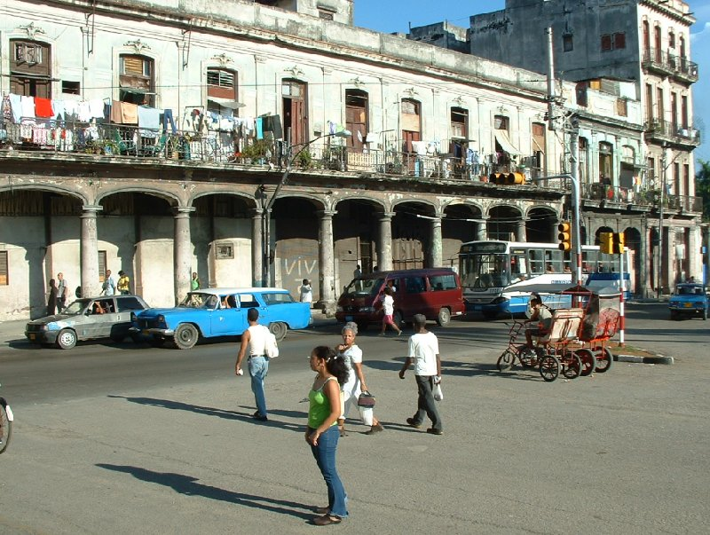 Hotel Ambos Mundos Havana Cuba Diary Picture