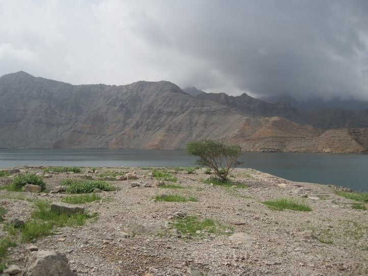 Photo Khasab Oman tourists