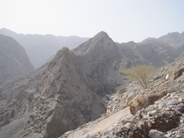 Khasab Oman Diary Picture