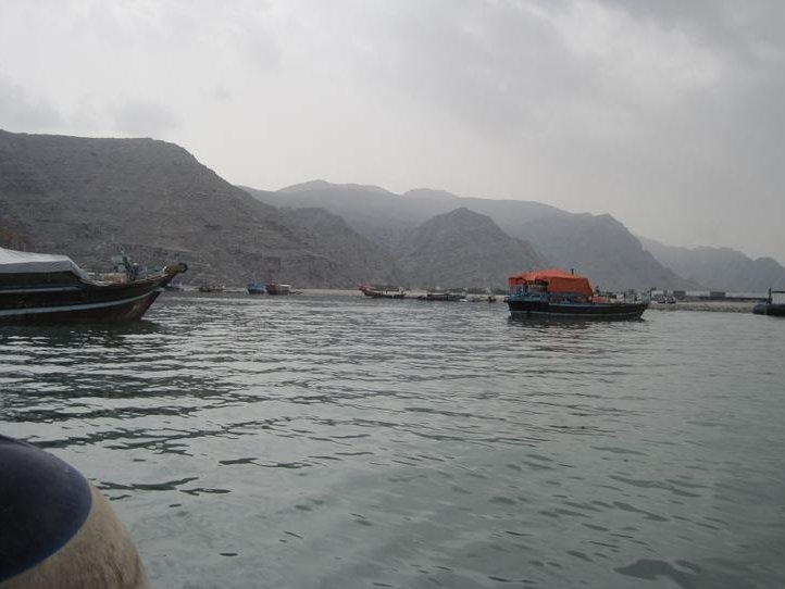 Khasab dhow cruise with Khasab sea tours Oman Travel Pictures